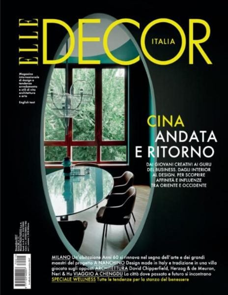 Download Elle Decor Italia — Novembre 2017