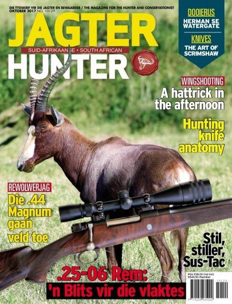 Download SA Hunter-Jagter — October 2017