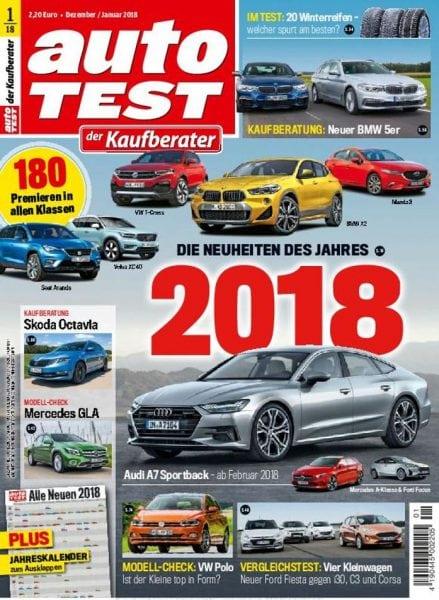 Auto Test Germany — Dezember-Januar 2017 PDF download free