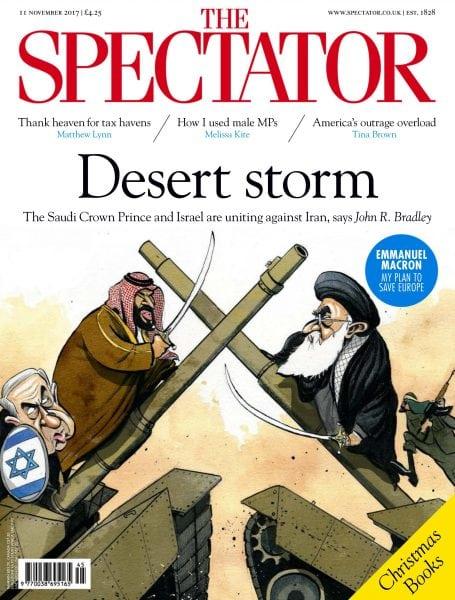 Download The Spectator — November 11, 2017