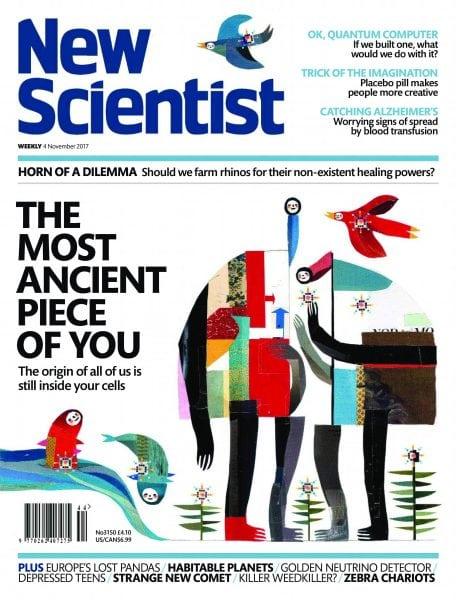 Download New Scientist International Edition — November 04, 2017