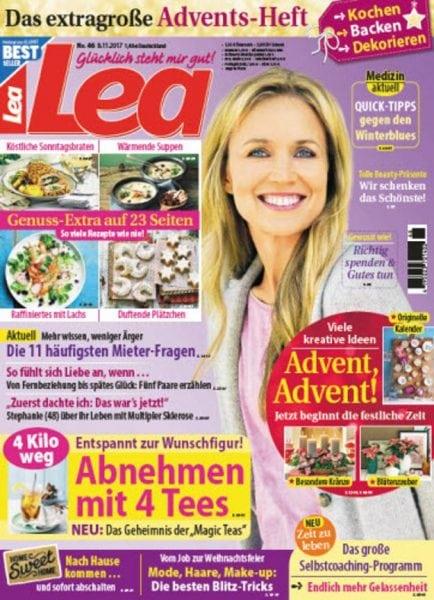 Download Lea Germany No 46 – 08. November 2017