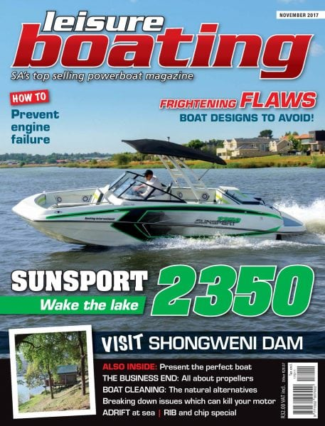 Download Leisure Boating Featuring Big Game Fishing — November 2017