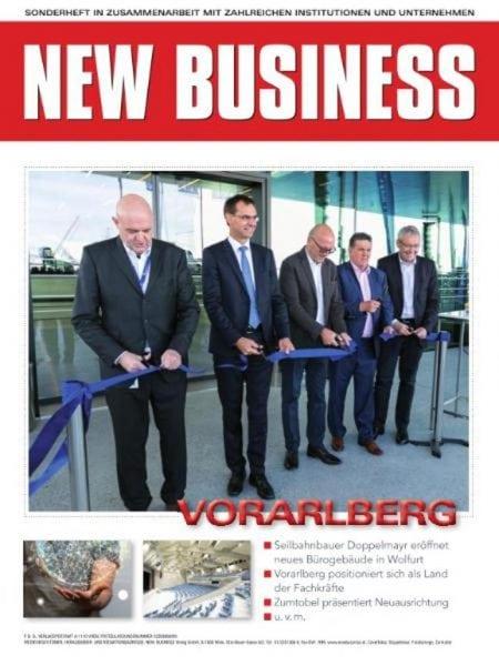 Download New Business Vorarlberg — November 2017