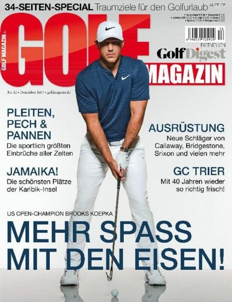 Download Golf Magazin — Dezember 2017