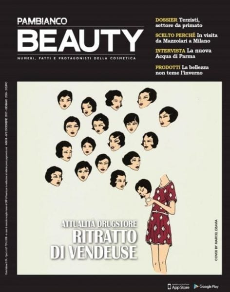 Download Pambianco Beauty — Dicembre 2017-Gennaio 2018