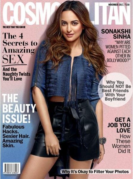 Download Cosmopolitan India — November 2017