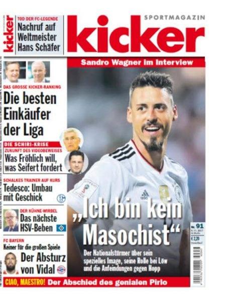 Download Kicker No 91 – 09. November 2017