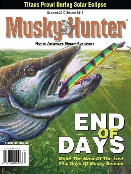 Download Musky Hunter — November 15, 2017