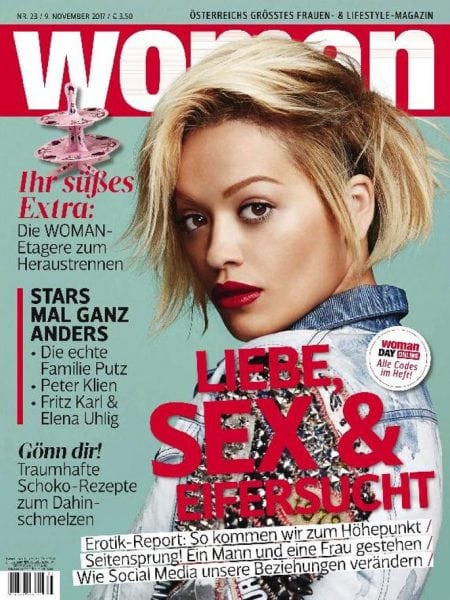 Download Woman Austria — 09. November 2017