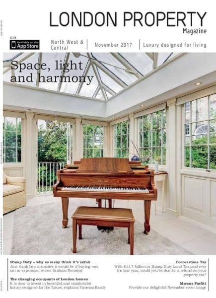 Download London Property Magazine North West & Central Edition – December 2017