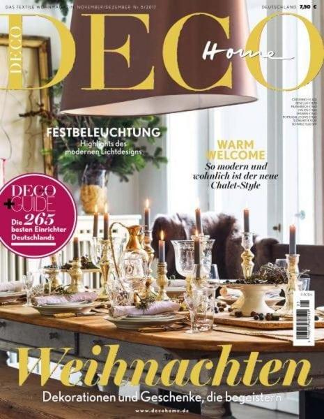 Download Deco Home — November-Dezember 2017