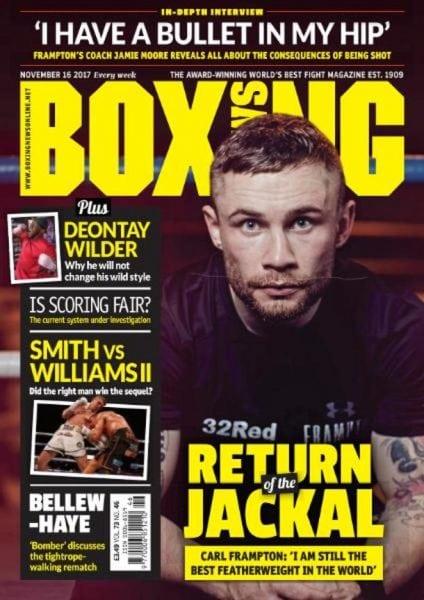Download Boxing News — November 16, 2017