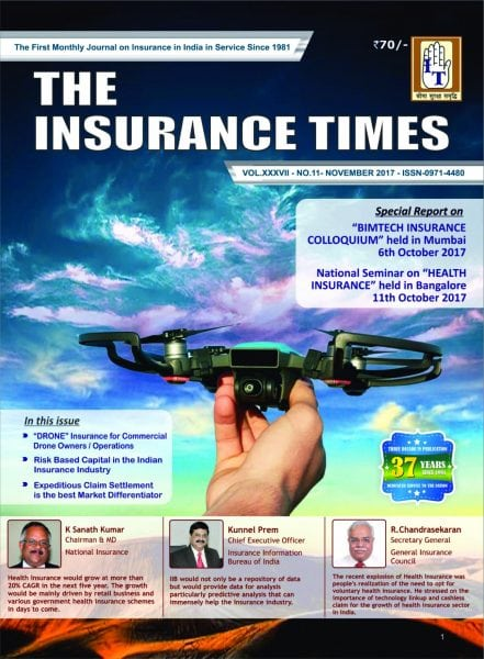 Download The Insurance Times — November 2017