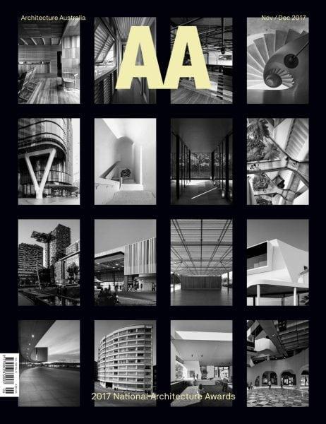Download Architecture Australia — November 01, 2017