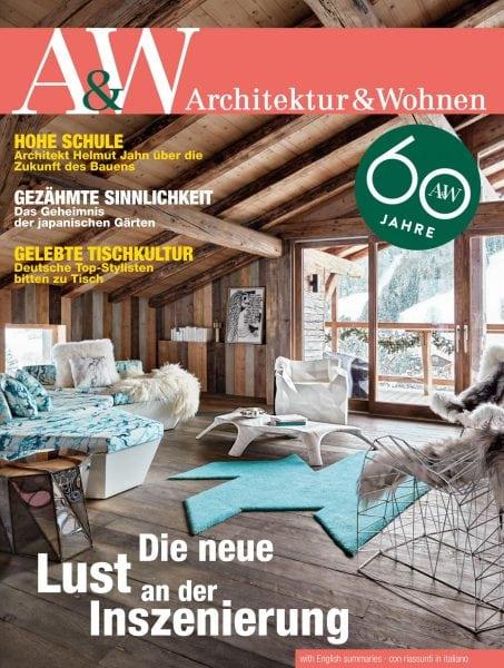 A w architektur wohnen dezember 01 2017 pdf download free for Architektur und wohnen magazin