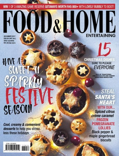 Download Food & Home Entertaining — December 2017