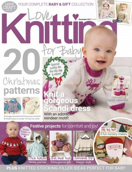 Knitting For Babies Magazine : Love knitting for babies december pdf download free