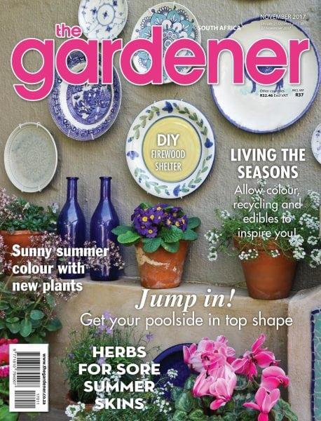 Download The Gardener Magazine — November 2017