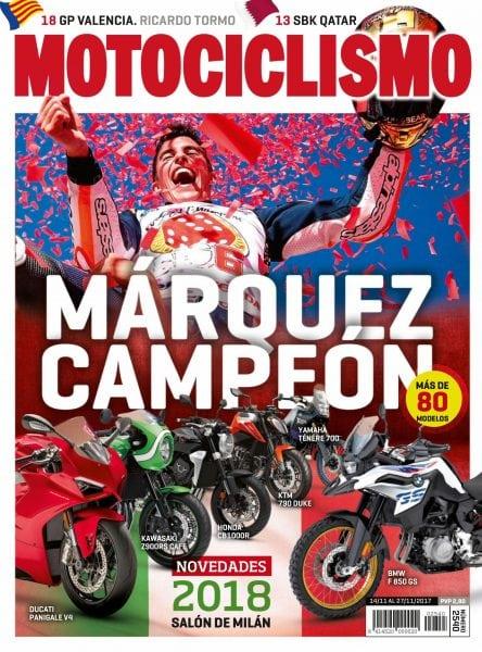 Download Motociclismo España — 14 noviembre 2017