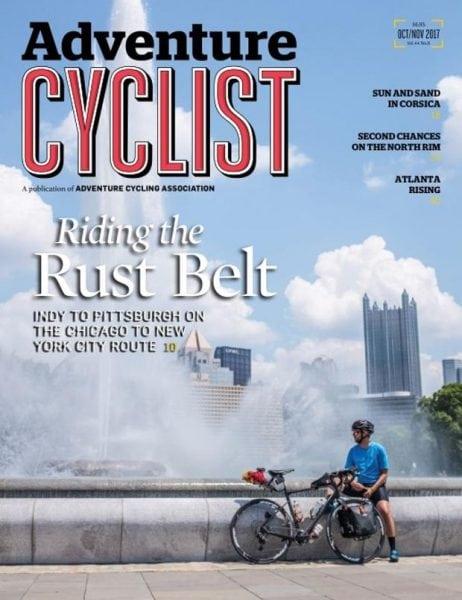 Download Adventure Cyclist — October-November 2017