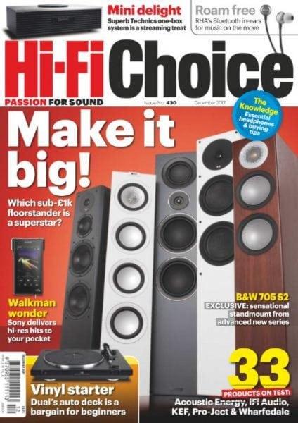 Download Hi-Fi Choice — December 2017