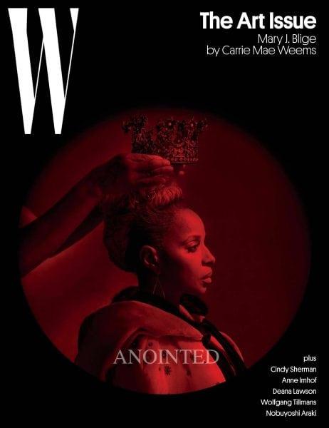 Download W Magazine — December 2017