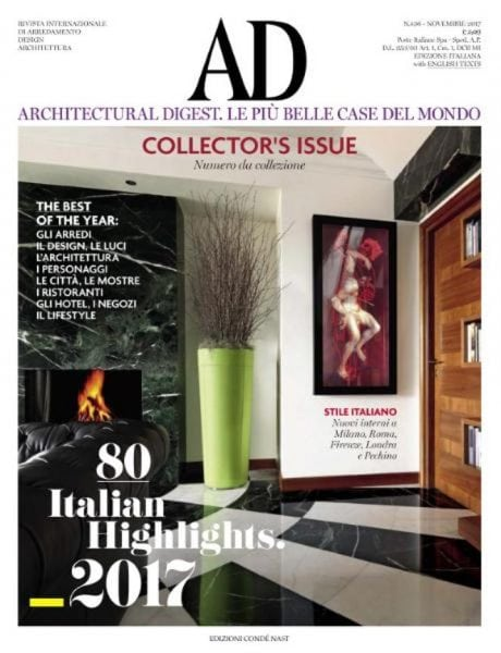ad architectural digest italia novembre 2017 pdf download free. Black Bedroom Furniture Sets. Home Design Ideas