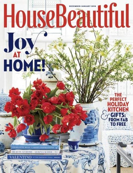 Download House Beautiful USA — December 2017