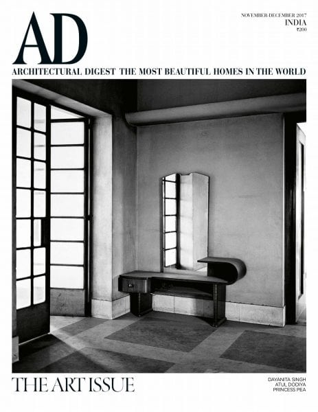 Download Architectural Digest India — November 01, 2017