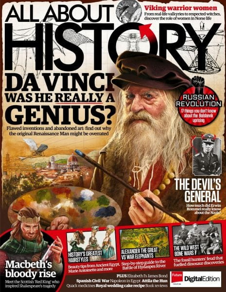 Download All About History — February 2018