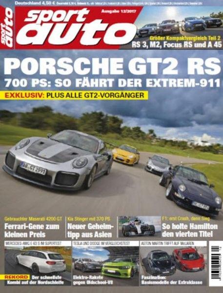 Download Sport Auto No 12 – Dezember 2017