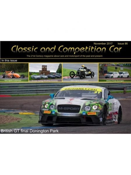 Download Classic and Competition Car — November 2017