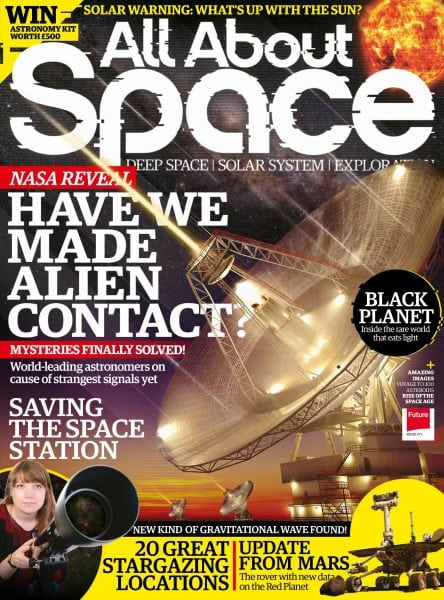 Download All About Space — February 2018