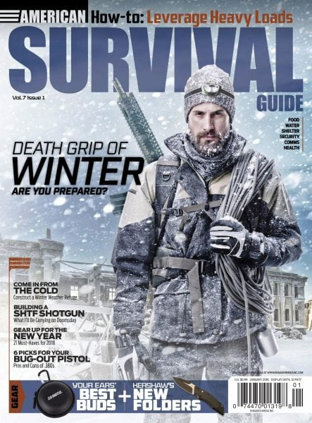 Download American Survival Guide — January 2018
