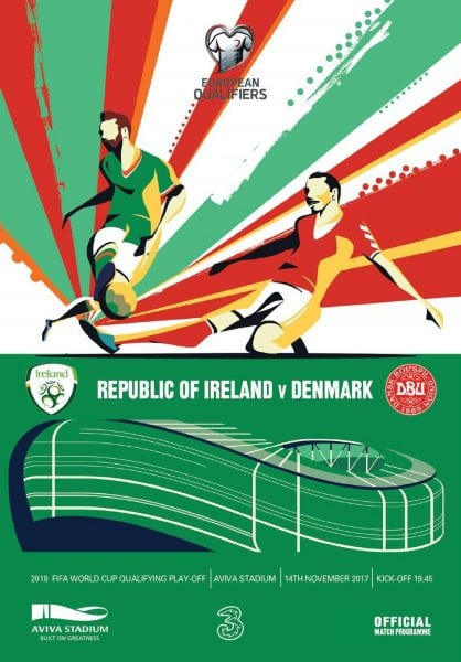 Download FAI Republic of Ireland Football — November 14, 2017