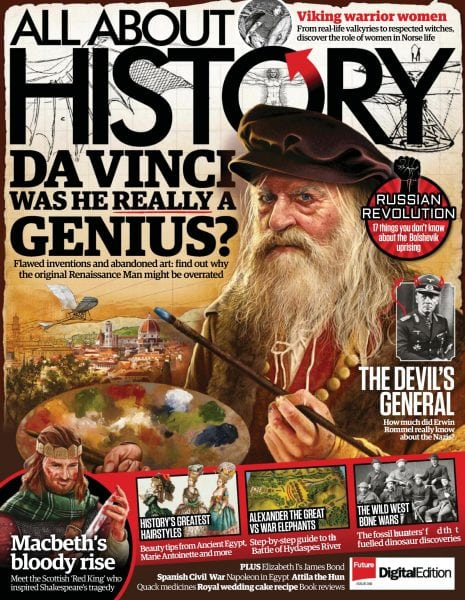 Download All About History — December 2017
