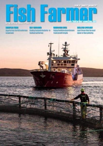 Download Fish Farmer Magazine — November 2017