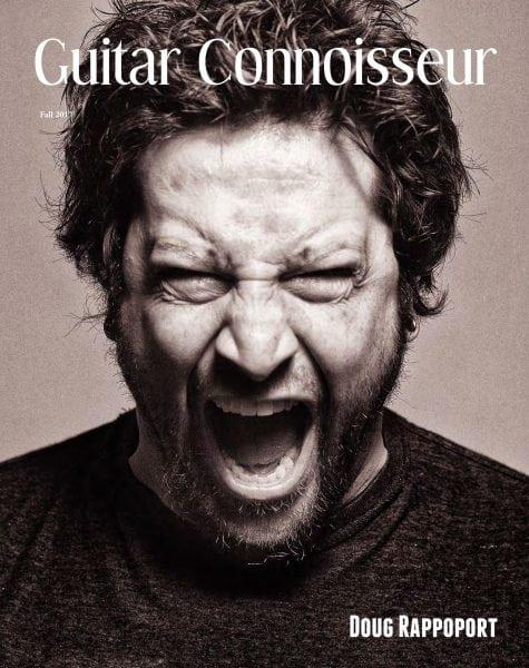 Download Guitar Connoisseur — October 2017