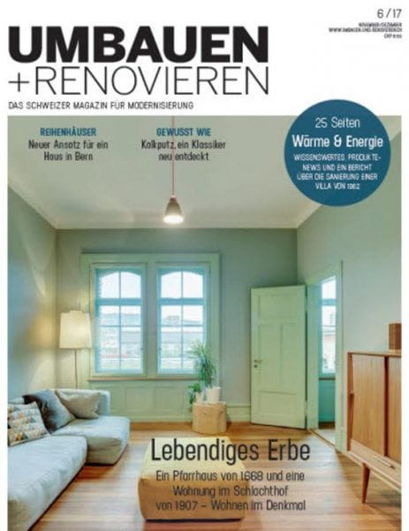 umbauen und renovieren no 06 november dezember 2017 pdf download free. Black Bedroom Furniture Sets. Home Design Ideas