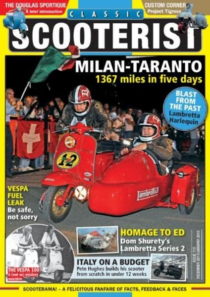 Download Classic Scooterist — December 2017 — January 2018