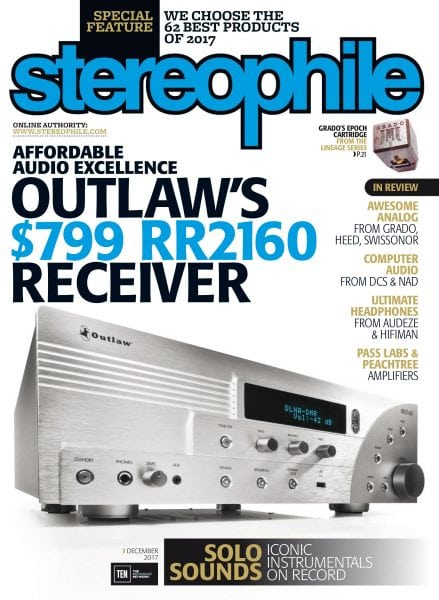 Download Stereophile — December 2017