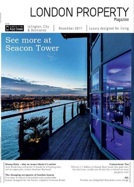 Download London Property Magazine Islington City & Docklands Edition – December 2017