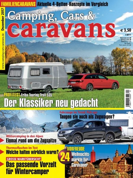 Download Camping, Cars & Caravans — Dezember 2017