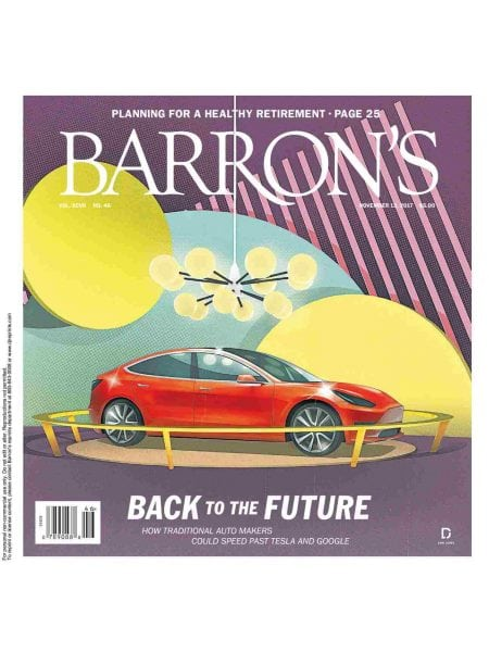 Download Barron's Magazine (11 — 13 — 2017)