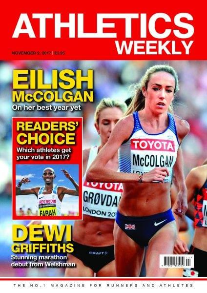 Download Athletics Weekly — November 02, 2017