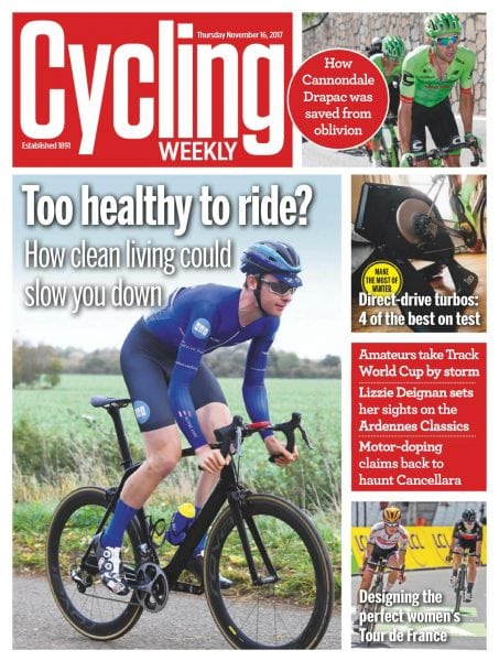 Download Cycling Weekly — November 16, 2017