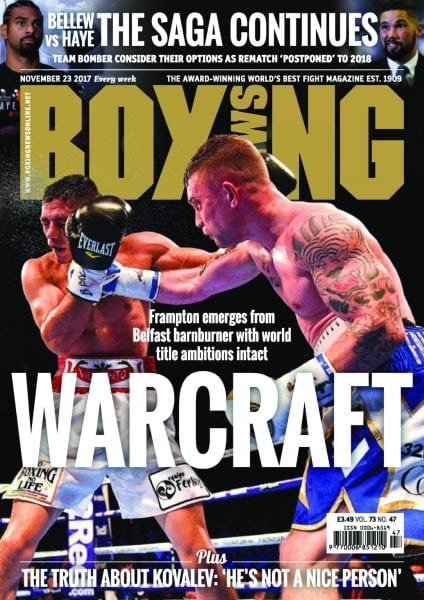 Download Boxing News — November 24, 2017