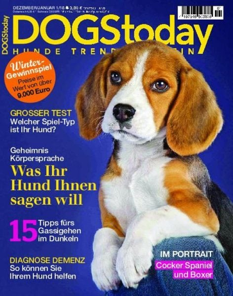Download Dogs Today Germany — Dezember-Januar 2017