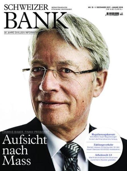Download Schweizer Bank — Dezember 2017